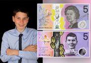 Australia a pus in circulatie prima bancnota tactila, in urma initiativei unui baiat nevazator. Acesta a primit bani de Craciun si nu a putut sa isi dea seama despre ce suma e vorba