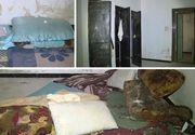 Inchisoare a sclavelor Isis: femei violate, drogate si hranite in castroane pentru animale