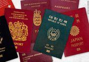 S-a facut clasamentul celor mai valoroase pasapoarte din lume! Germanii pot vizita 177 de tari fara sa aiba nevoie de viza, in timp ce pakistanezii pot intra doar in 25!
