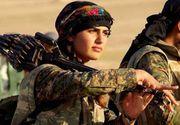 """Angelina Jolie a Kurdistanului a murit """"ca un martir luptand impotriva Statului Islamic"""""""