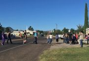 Atac armat in SUA: Macel intr-un liceu din Texas