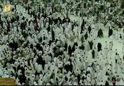 Imagini spectaculoase surprinse la Mecca. Aproape un milion şi jumătate de musulmani au venit la cel mai mare pelerinaj din lume