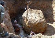 Un meteorit de 30 de tone, al doilea ca mărime descoperit pe Terra, gasit în Argentina