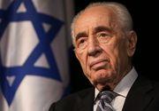 Fostul presedinte al Israelului a facut atac cerebral