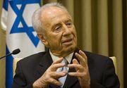 Fostul preşedinte israelian Shimon Peres, in varsta de 93 de ani, spitalizat în urma unui accident vascular cerebral