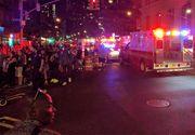 Manhattanul, zguduit de o explozie. 29 de persoane au fost ranite. Un al doilea exploziv nedetonat a fost gasit in apropiere de locul deflagratiei