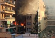Explozie in Barcelona. O persoana a murit si alte 15 au fost ranite in urma deflagratiei