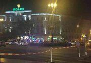 Doi politisti au fost raniti intr-o explozie din centrul orasului Budapesta, intr-o zona frecventata de turisti