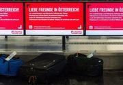 """Bagaj cu continut """"neobisnuit"""" descoperit de vamesii austrieci. O femeie din Maroc transporta intr-o valiza intestinele sotului mort"""