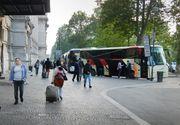 Un roman este cercetat in Italia dupa ce a blocat un autobuz, pe motiv ca ar exista o bomba. De fapt, barbatul voia sa prinda doi imigranti care nu au platit consumatia din barul sau