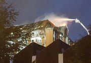Incendiu violent la un spital din vestul Germaniei. Cel putin doua persoane au murit si alte 15 au fost ranite