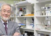 Cercetatorul japonez Yoshinori Ohsumi a castigat premiul Nobel pentru medicina pe 2016 pentru pentru descoperirea mecanismului autofagiei