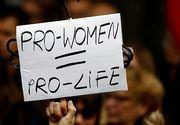 Parlamentul polonez a respins proiectul de lege pentru interzicerea completa a avortului