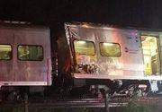 Accident grav de tren in SUA. 29 de persoane au nevoie de ingrijiri medicale, dintre care 11 au fost internate