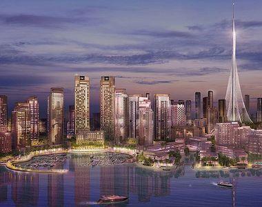Au inceput lucrarile de constructie la cel mai inalt turn din lume. Cum va arata...