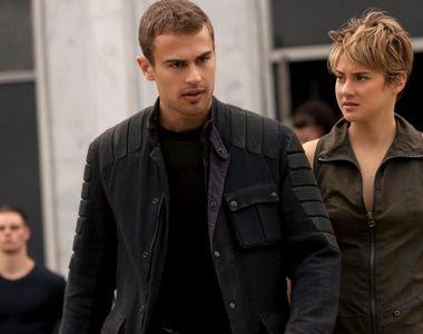 """Protagonista filmelor """"Divergent"""", arestata in timpul unui protest"""