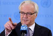 Ambasadorul Rusiei la ONU sustine ca tensiunile dintre Moscova si Washington au ajuns la cel mai inalt nivel dupa 1973