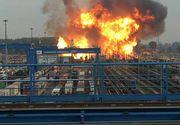 Explozie la o fabrica de produse chimice din Germania. Mai multe persoane au fist ranite, iar altele au fost date disparute