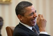 Barack Obama, glume despre smartphone-ul Samsung Galaxy 7 Note. Presedintele american a ironizat telefonul care explodeaza