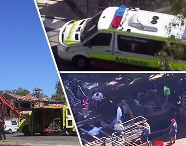 Tragedie intr-un parc de distractii din Australia. 4 persoane au murit in timp ce se...