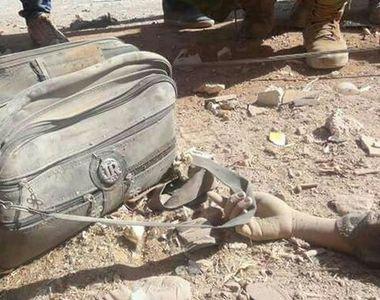 "Siria: 22 de copii si-au pierdut viata intr-un raid asupra unei scoli. ""Este o..."