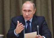 """Vladimir Putin: """"Rusia nu încearca sa atace pe nimeni. Este ridicol!"""""""