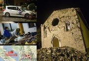 """Primar din Italia, dupa cutremurul de duminica dimineata: """"S-a deschis pământul, este fum, un dezastru"""""""