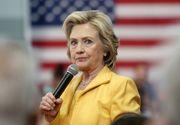Hillary Clinton susţine că nu există dovezi pentru formularea unor acuzaţii în ancheta redeschisă de FBI