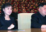 Sotia dictatorului nord coreean Kim Jong-un nu a mai fost vazuta in public de peste 7 luni. Ce s-ar fi intamplat cu ea