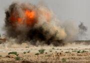 Patru americani şi-au pierdut viaţa în urma exploziei de la baza aeriană Bagram din Afganistan