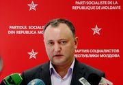 Alegeri prezidenţiale în Republica Moldova: Igor Dodon a obţinut 52,18% din voturi, Maia Sandu - 47,82%, după centralizarea tuturor proceselor verbale