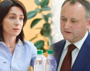 Ambasada SUA la Chisinau: Alegerile au fost competitive, cu respectarea libertatilor...