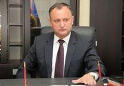 Igor Dodon: Victoria mea a salvat Republica Moldova de la Unirea cu Romania