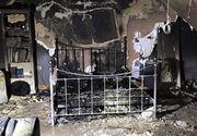 Camera unei adolescente a fost distrusa complet de un incendiu! Totul a pornit de la un telefon lasat la incarcat peste noapte