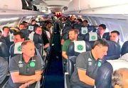 Un avion cu 81 de oameni la bord, inclusiv o echipa de fotbal, s-a prabusit in Columbia. Unul dintre fotbalisti a jucat la CFR Cluj