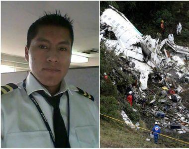 Unul dintre supravietuitorii tragediei aviatice din Columbia a dezvaluit cum a reusit...