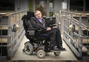 Stephen Hawking a fost internat in spitalul Papilor din Roma