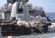 Politia spaniola a descoperit peste 2,5 tone de cocaina intr-o barca de pescuit din Mediterana