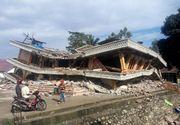 Cutremur cu magnitudinea 6,4 in Indonezia: Pe insula Sumatra s-au prabusit zeci de cladiri. Bilantul seismului a ajuns la 100 de morti! | UPDATE