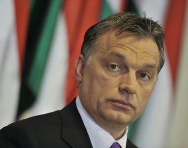 Premierul Ungariei, Viktor Orban: In 1 Decembrie maghiarii n-au ce celebra. Consider ca...