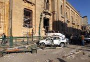 Egipt: Sase politisti si-au pierdut viata in urma exploziei unei bombe in Cairo