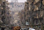Pace in Alep. Orasul sirian a fost eliberat. Regimul sirian a reluat bombardamente | UPDATE