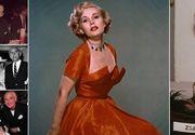 O legenda Hollywood-ului a murit la 99 de ani. Celebra actrita Zsa Zsa Gabor s-a stins