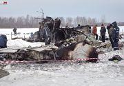 Un avion cu 39 de pasageri la bord s-a prabusit in Siberia