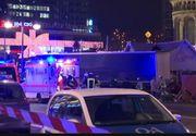 Tragedie in Berlin! Cel putin 9 persoane au murit si peste 50 au fost ranite dupa ce un camion a intrat in multime la un targ de Craciun . Autorul atacului a fost arestat | UPDATE