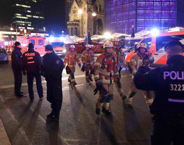 Atacul din Berlin a fost comis de un refugiat pakistanez. El a ucis soferul camionului...