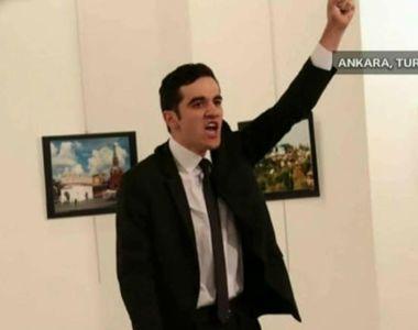 Atac terorist fara precedent! Momentul in care ambasadorul Rusiei a fost impuscat...