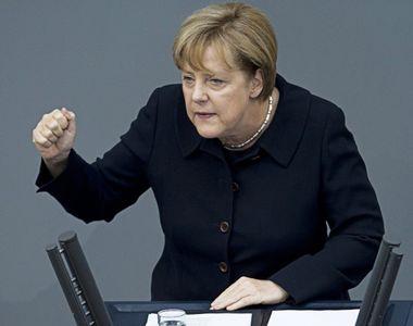 """Angela Merkel: """"Incidentul de la Berlin, un act terorist. Vinovatii vor fi..."""