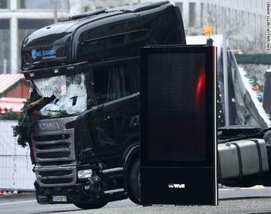 Suspectul in sangerosul atac cu camion de la Berlin a fost supravegheat timp de mai...