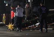Anchetatorii au un nou suspect in cazul atacului sangeros de la Targul de Craciun de la Berlin